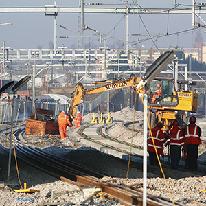 Network Rail £1.2Bn frameworks awarded