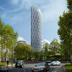 New Diamond for docklands
