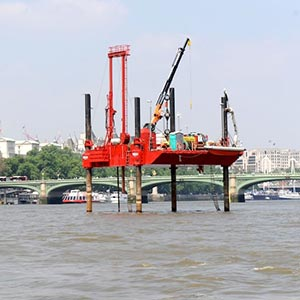 Thames Tideway Tunnel shortlist revealed