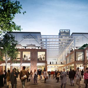 £1Bn scheme approved for Croydon