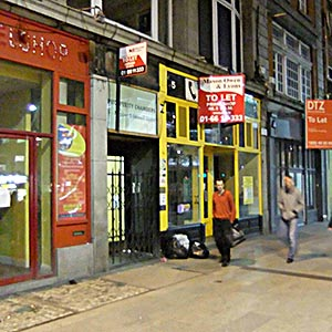 Call for planning to allow shop conversions